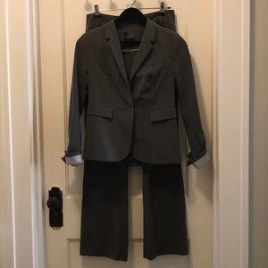 Limited Grey Suit